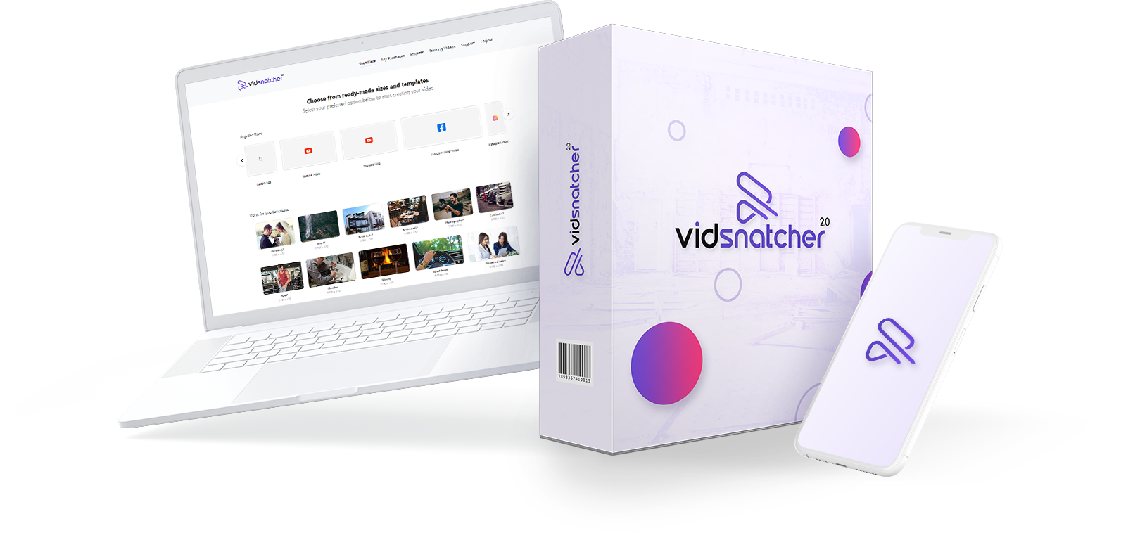 """VidSnatcher 2.0 Review – The """"CAMTASIA KILLER"""" Now Goes MOBILE!"""